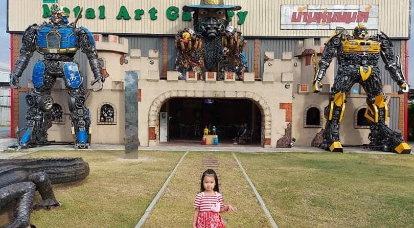 Metal Art Gallery