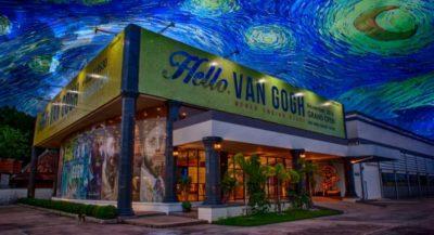 Hello Van Gogh!