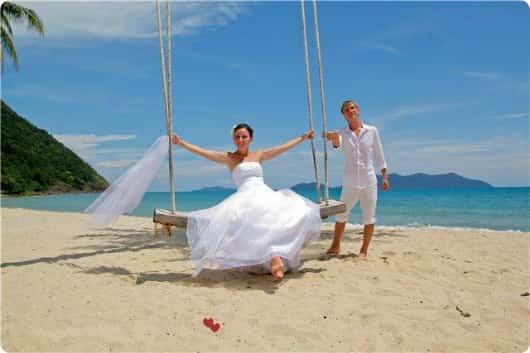 Свадьбы в Паттайе