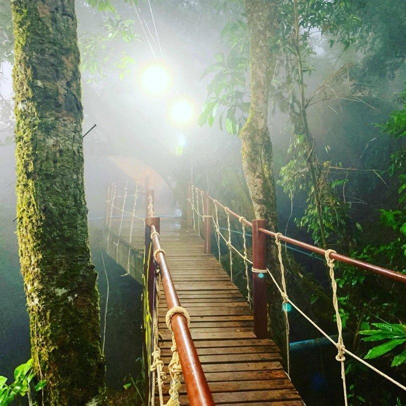 Святая Гора в Таиланде