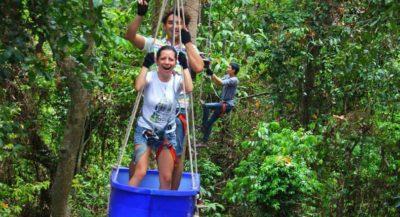 Flight of Tarzan