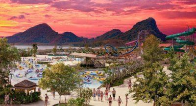Ramayana Water Park in Pattaya