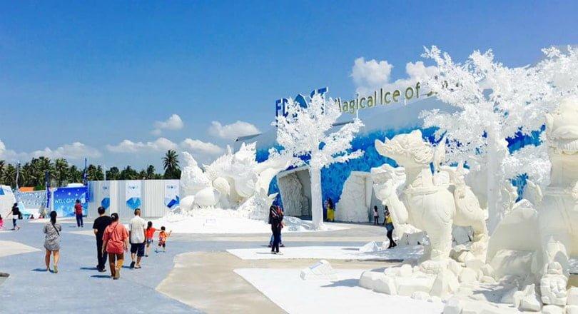 лед Сиама