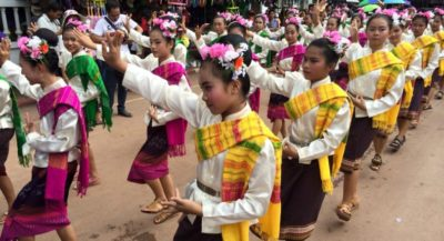 Карнавал масок Пхи Та Кон