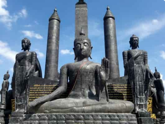 Traces of the Buddha