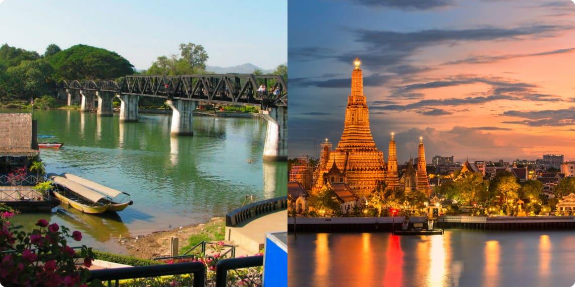 Квай-Бангкок
