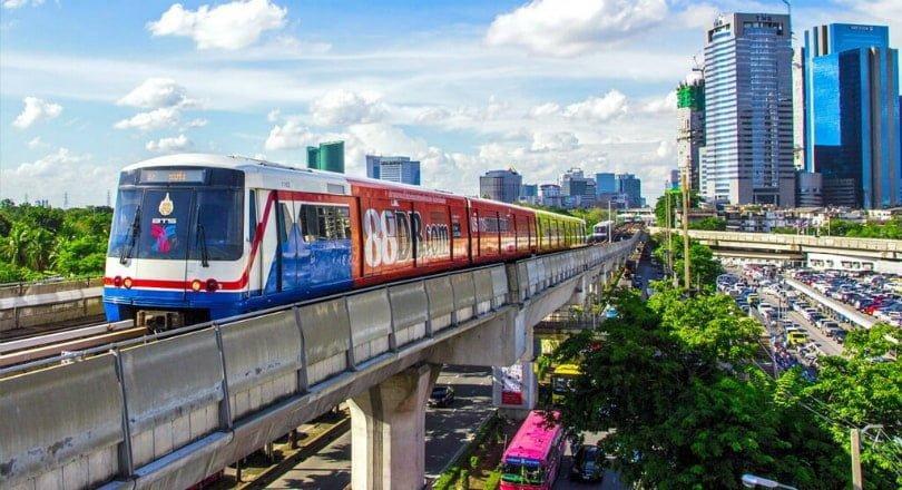 Бангкок Современный