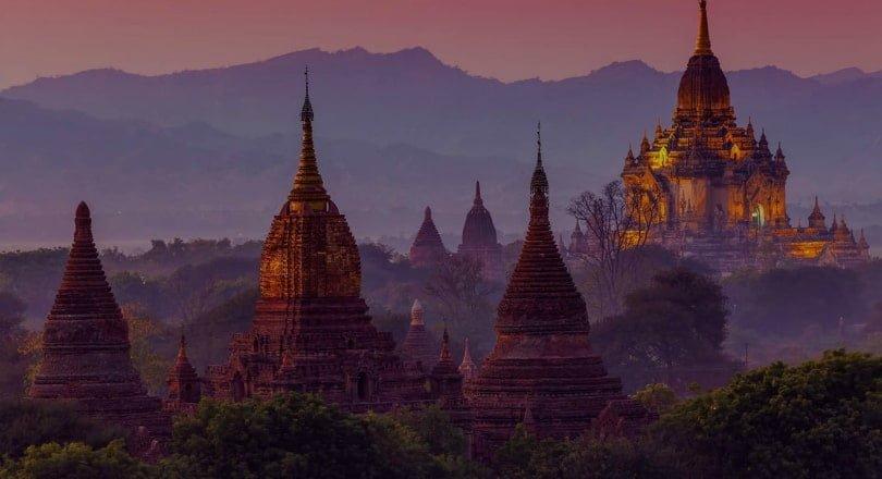 Мьянма из Паттайи