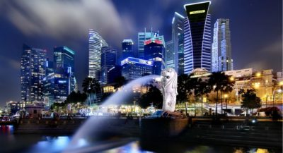 Singapore from Pattaya