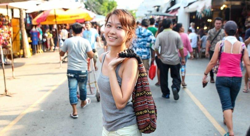 Бангкок город контрастов