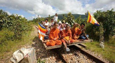 Бамбуковый поезд