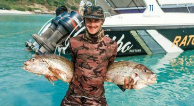 Spear fishing Pattaya