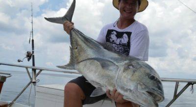 Морская трофейная рыбалка