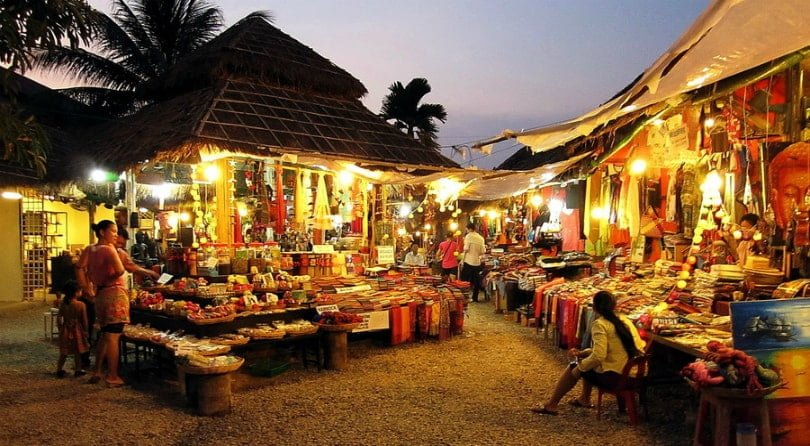 Джип тур в Камбоджу