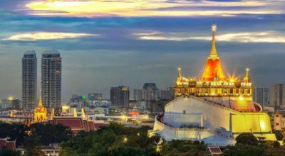 Бангкок Золотое кольцо
