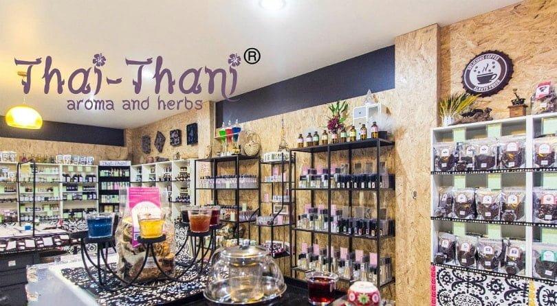 Thai-Thani aroma & herbs